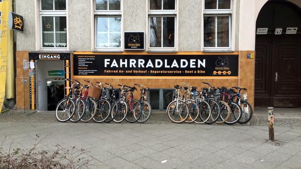 grimm bike fahrr der service in berlin. Black Bedroom Furniture Sets. Home Design Ideas
